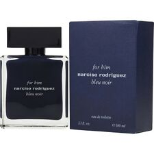NARCISO RODRIGUEZ FOR HIM BLEU NOIR 100ML EDP SPRAY FOR MEN BY NARCISO RODRIGUEZ