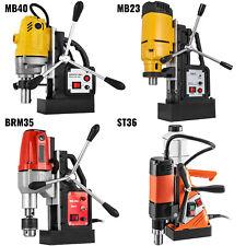 Magnetic Drill Press Machine 12 40mm Metal Drill Press Tapping 980w 1200w 110v
