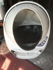 Litter Robot 3 Open Air Self Cleaning Litter Used .