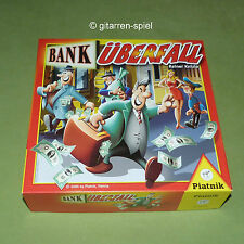 Asalto a banco táctico knobelspiel a partir de 10 J. de Reiner Knizia piatnik © 2005 Top
