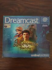 Shenmue (Sega Dreamcast, 2000)
