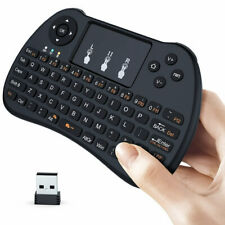 JUSTOP Q3 Mini Wireless Handheld Keyboard With Touchpad For Smart TV Box Android