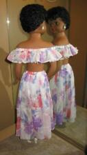 "Custom Fashion Doll 2 Pd Lounge Wear Summer Set Clothing Fits 30"" Betty Bride"