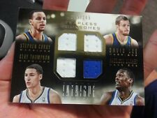 Stephen Curry NBA Basketball Trading Cards 2013-14 Season