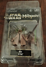 Star Wars,The Muppets, Rizzo as Yoda Action Figure!