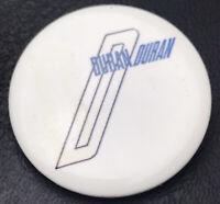 Duran Duran Classic Rock 80s Music Vintage Pin Button Pinback