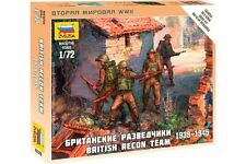 ZVEZDA 6226 1/72 British Recon Team