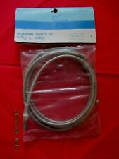 VINTAGE UNIVERSAL BRAKE CABLE WEINMANN 60/65 INCH CLEAR, FACTORY SEALED