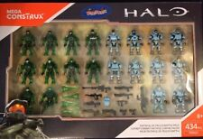 Mega Bloks Construx Halo FAITHFUL vs FALLEN Battle Pack 20 Mini Figures Weapons