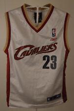 fe70de77b Reebok Cleveland Cavaliers Jersey  23 LeBron James NBA Basketball Kids  Small 8