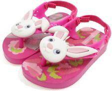 Ipanema Minha Rabbit Girls Infant Flip Flops Beach Sandals Pink UK Size 6 K