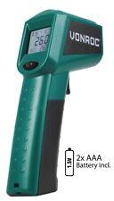 VONROC Digitales Infrarot-Thermometer mit Laser