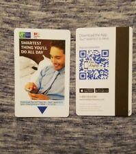 Holiday Inn Express Hotel Key Card, IHG Rewards Club, contains 1, Down Swipe