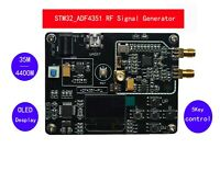 US ADF4351 RF Signal Source With STM32 Single-chip Phase-locked Loop