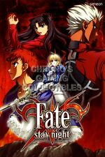 RGC Huge Poster - Fate Stay Night Anime Poster Glossy Finish - FSN072