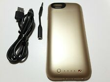 mophie Juice Pack air 2750mAh Battery for iPhone 6/6s - GOLD