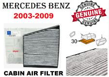 jb MANN FILTER Cabin Air Filter for 2003-2006 Mercedes-Benz E500 5.0L V8