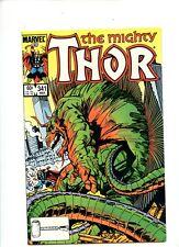 Thor #341 (1984) Walt Simonson NM 9.4
