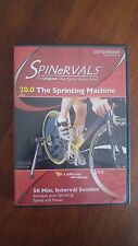 Spinervals 20.0 The Sprinting Machine DVD R4