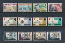 LN89414 St Helena mixed thematics nice lot of good stamps MNH