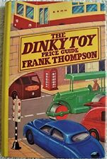 More details for dinky toy price guide by thompson, frank hardback book the cheap fast free post