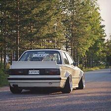 BMW 3 E30 DUCKTAIL LOOK REAR SPOILER FOR DRIFT / RACE