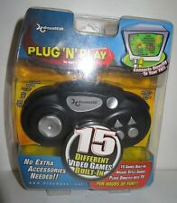 Dreamgear Dgun-937 Plug & Play Controller With 15 Built-In Games NEW!!!