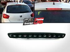 Smoked Back 3rd Third Brake LED Light Lamp For 08 up Seat Ibiza&09 Seat Leon FR