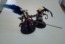 Figurines Cloud & Sephiroth FF7 Final Fantasy Kingdom hearts play arts