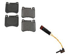 Front Pads Disc Brake Sensor Pad Set for Mercedes 06-07 c230 With Sport Package