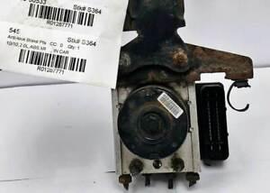 2010-2013 Ford Transit Connect Abs Anti Lock Brake Pump Base 6S43-2M110-AA