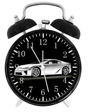 "Super Car LFA Alarm Desk Clock 3.75"" Home or Office Decor W142 Nice For Gift"
