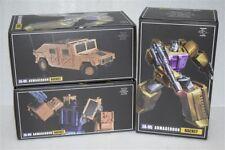 Transformers Toys Zeta ZA-05 Armageddon RACKET G1 Swindle New in Stock MISB