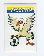 figurina CALCIO FLASH 1988 SCUDETTO MODENA