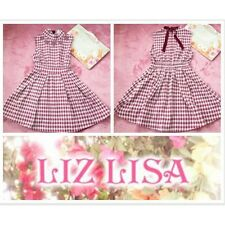 Liz Lisa Dress Lolita Hime Gyaru shibuya109 Very Cute (k194)