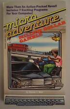 Vtg RARE Micro Adventure No. 3 Million Dollar Gamble CYOA Science Computer Book