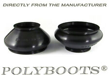 2 X Polyboots Polyurethane Tie Rod End Dust Boots for Trucks 28x48x31 mm SCANIA