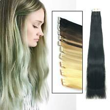 NCLE Tape In Beauty Advanced Remy Human Hair Extensions Thick Invisible UK