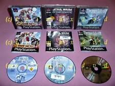 PS1 _ One Piece Grand Battle & Technomage & Star Wars Ep.I Die dunkle Bedrohung