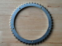 37-3747 1971on TRIUMPH T120 T140 TR7 BSA A65 REAR WHEEL CHAIN SPROCKET 47T ***