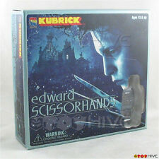 Edward Scissorhands Kubrick 4 figure Collector's box Set by Medicom Toys opened