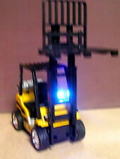Fork Lift Truck-Engine Sound/Music/Light Flashing 1:24 (G) Scale Mwb!