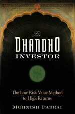 New- The Dhandho Investor :The Low-Risk Value Method to High Returns - Paperback