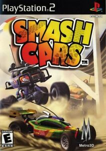 Smash Cars - Playstation 2 Game Complete