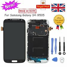 LCD Display Digitizer Touch Screen Replacement Blue For Samsung Galaxy S4 i9505