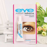 Eyelash Glue Waterproof Adhesive CLEAR tone