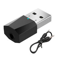 USB Bluetooth 4.2 Stereo Audio Receiver For PC MP3 MP4 Speaker Headphone PMA hl