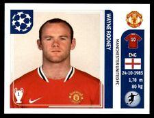 Panini Champions League 2011-2012 - Wayne Rooney Manchester United FC No. 157