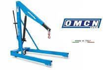 Gru idraulica a carrello OMCN portata 500 Kg articolo 131.