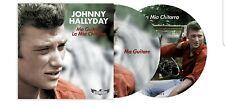 Hallyday Johnny - Ma Guitare / La Mia Chitarra - 45 Tours Picture Disc N°08